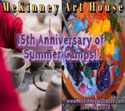 15th Year Anniversary of Summer Camps