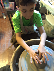 Private Pottery Lessons. Ages 5-Adult (Magda)