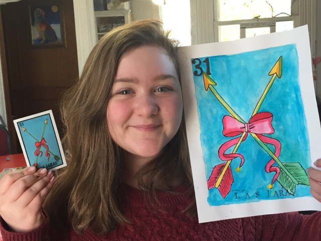 Mixed Media Art Ages 8-18 (Wendolin)